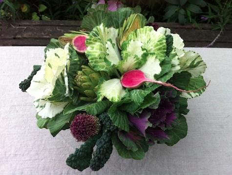 radish-bouquet