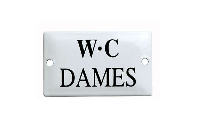 wc-dames-sign