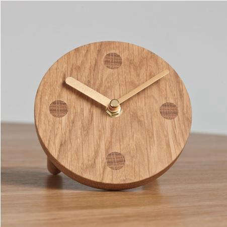 Accessories Wooden Clock From Another Country Remodelista