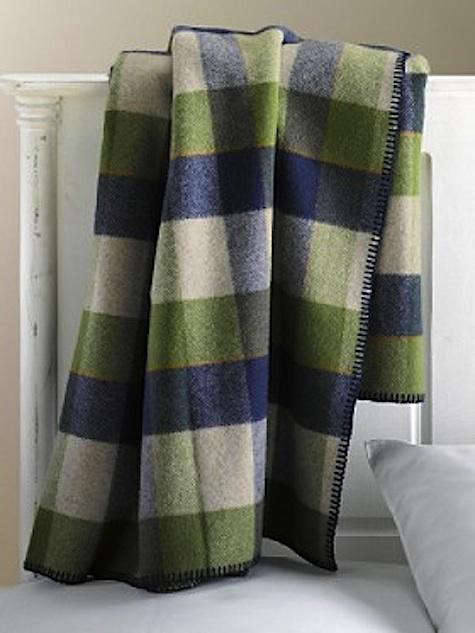 lumberman-blanket-queen-blue-green-plaid