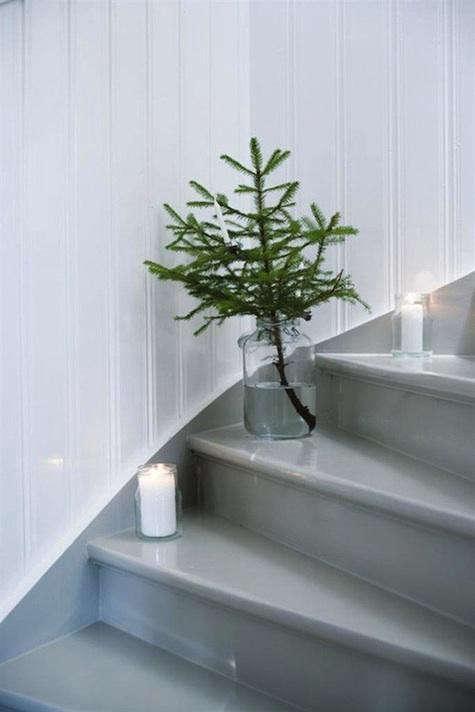 pine-branch-jar-gray-stairs