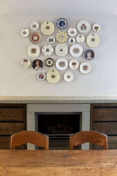 Accessories Plates as Wall Decor Remodelista