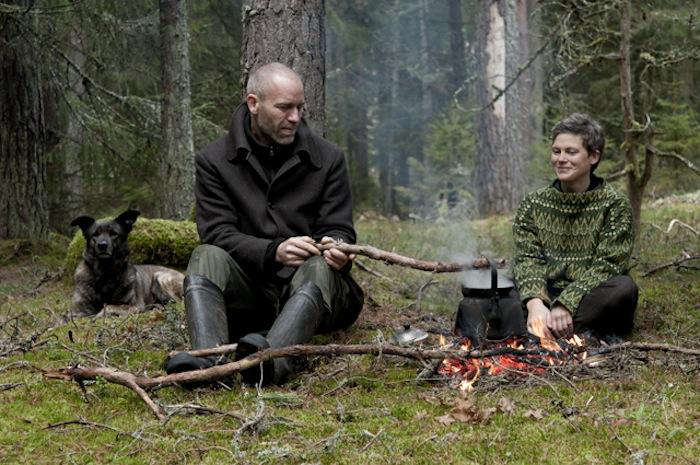 700 urnatur cabins in sweden firepit with chic clothing