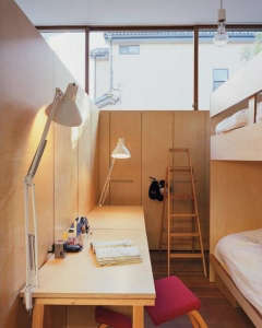 Kids Room by Takaharu and Yui Tezuka