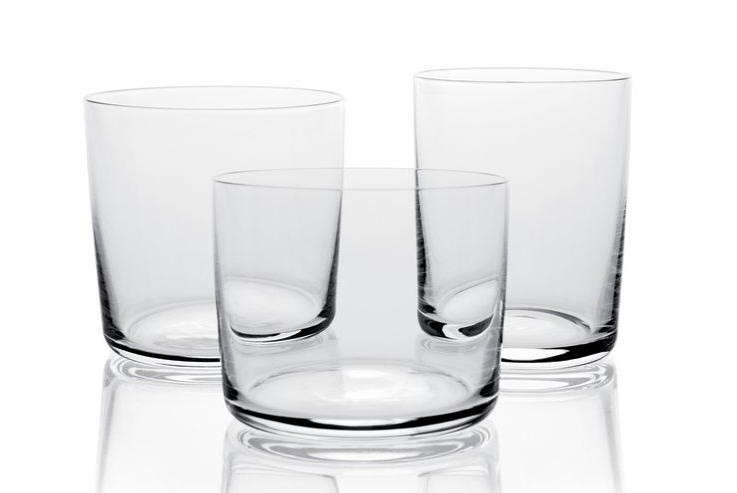 10 Easy Pieces Basic Drinking Glasses Remodelista