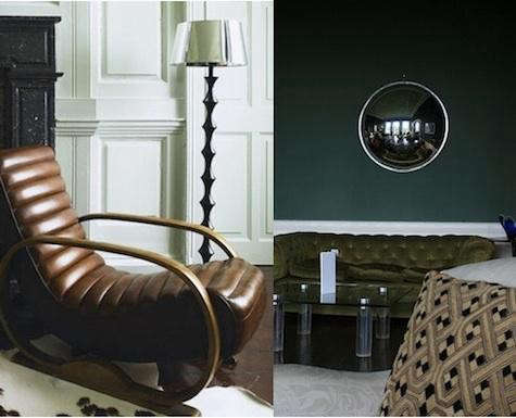 Bellinter%20Leather%20Chair%20with%20Round%20Mirror