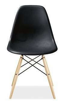 Eames%20black%20wooden%20dowel%20chair