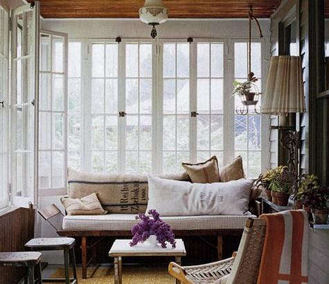 Steal This Look Sun Porch By Dale Saylor And Joe