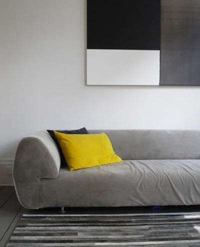 retrouvius%20gray%20couch%20with%20yellow%20pillow