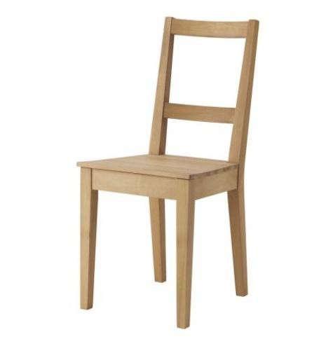 ikea-bertil-wood-dining-chair
