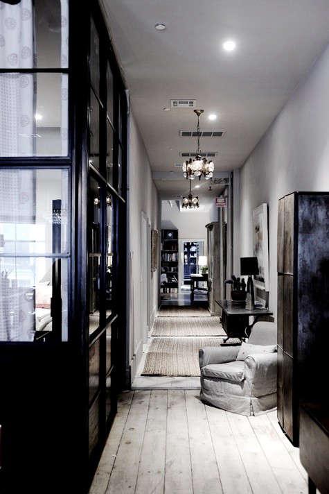 corrie-hallway