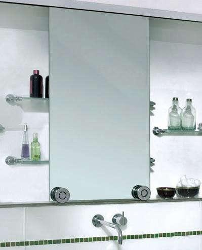 Bath Barn Door Style Sliding Cabinet Mirrors Remodelista