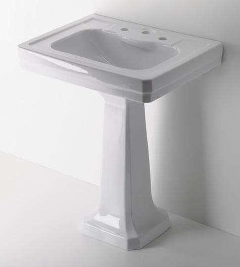 Waterworks-exeter-pedestal-sink
