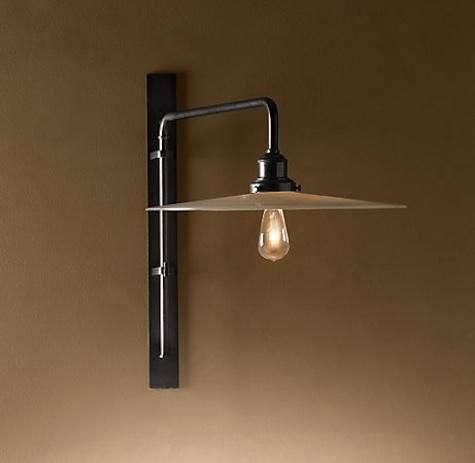 Circa-1900-wing-arm-lamp