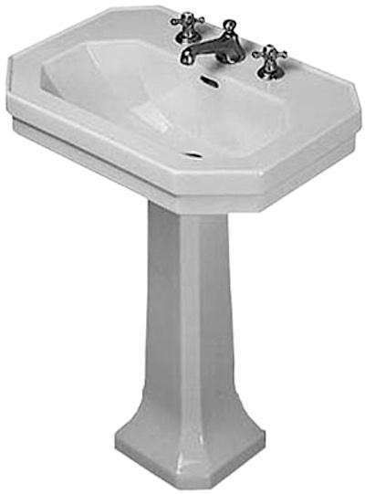 22 Inch Pedestal Sink : ... Set ; $648.75 for the 27.5-inch-wide model (D10003) at eFaucets