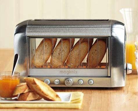 appliances magimix vision toaster remodelista. Black Bedroom Furniture Sets. Home Design Ideas