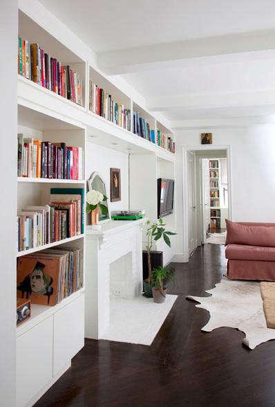 Designer visit ashe leandro in new york remodelista for Living room 101 atlantic ave boston