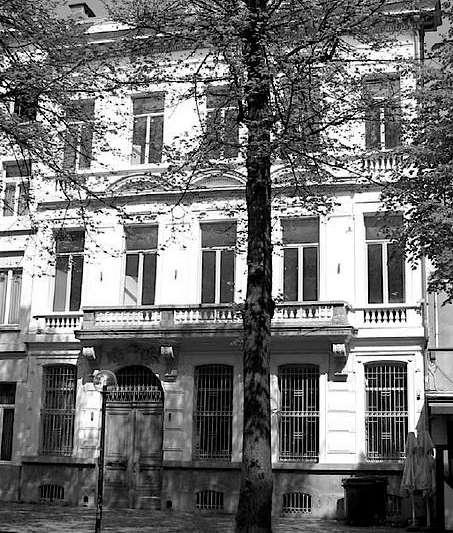 graanmarkt  20  facade