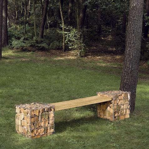 gabion-bench