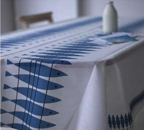 herring-tablecloth