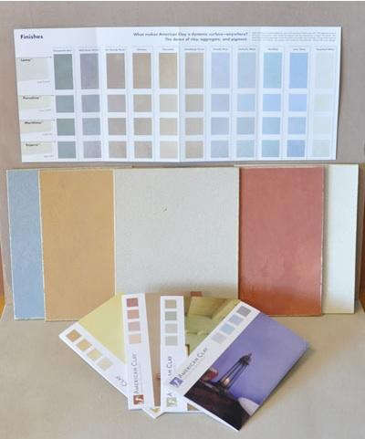 american-clay-sample-set