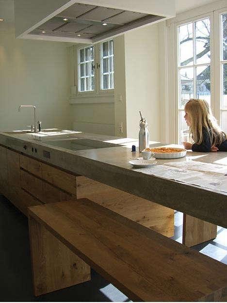 Kitchen Modular Island By Wiedemann Werkstatten In