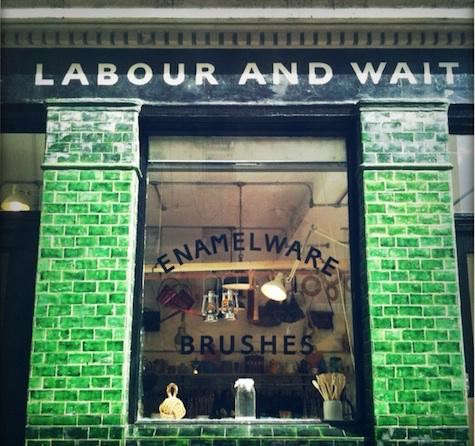 labour-and-wait-green-exterior