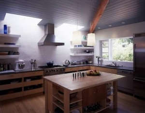 Light-filled Kitchen by Dutton Architects