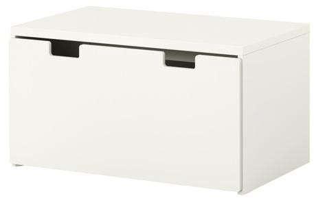 stuva-storage-bench-white
