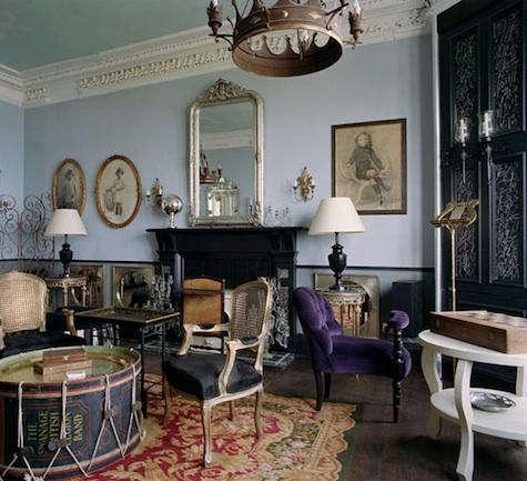 jura lodge living room