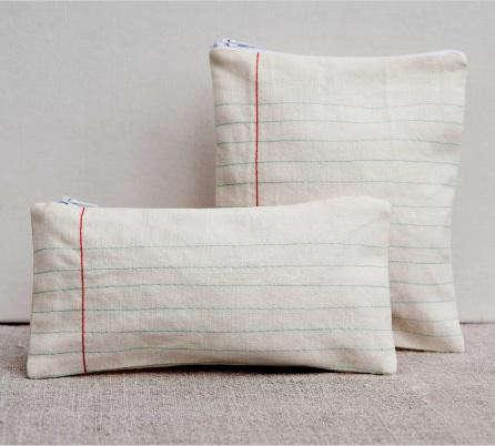 lined-paper-zipper-pouch
