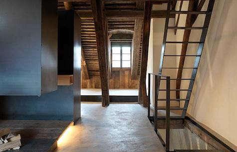 vorstadt-stairwell
