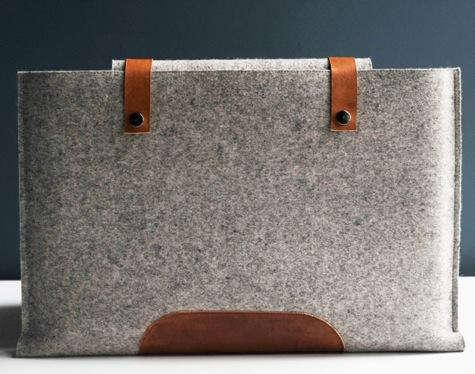 Macbook Pros Sleeve 15 InchesGrey Felt Accessories: Five Favorite Laptop Cases