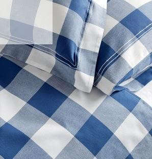 Toast%20Blue%20and%20White%20Gingham%20Bedding