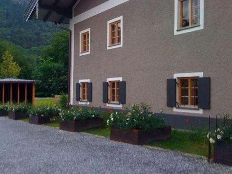 Berge-facade