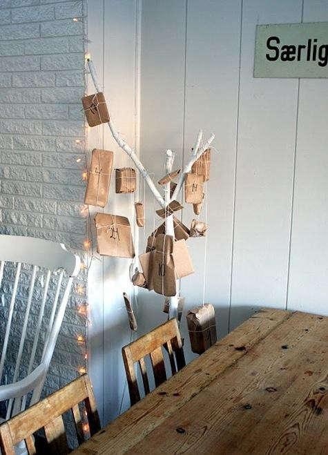 White-branch-decor