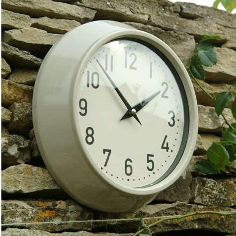willow-stone-outdoor-clock