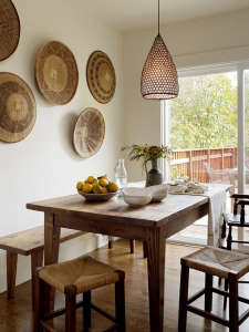 Dining-Room, Remodelista: Best Dining Space, Informal dining in an eat-in kitchen