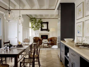 Family-Kitchen, Remodelista: Best Dining Space, Informal dining in an eat-in kitchen