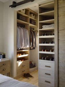 Master-closet, Remodelista: Best Bedroom Space, Master Bedroom + closet