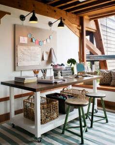 Mill-Valley-Studio, Remodelista: Best Office Space, Interior Design Studio