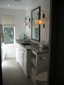 after, Remodelista: Best Bath Space, Renovate an 1820 house that hadn't been touched sine the '60's
