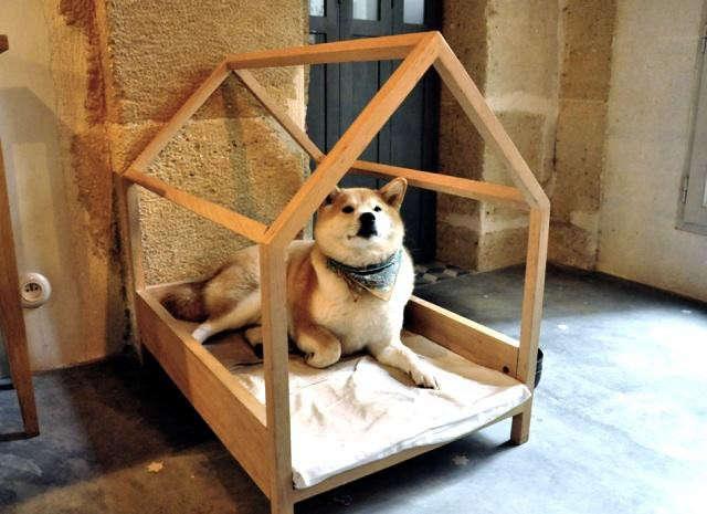 petit-atelier-dog-bed-pompom