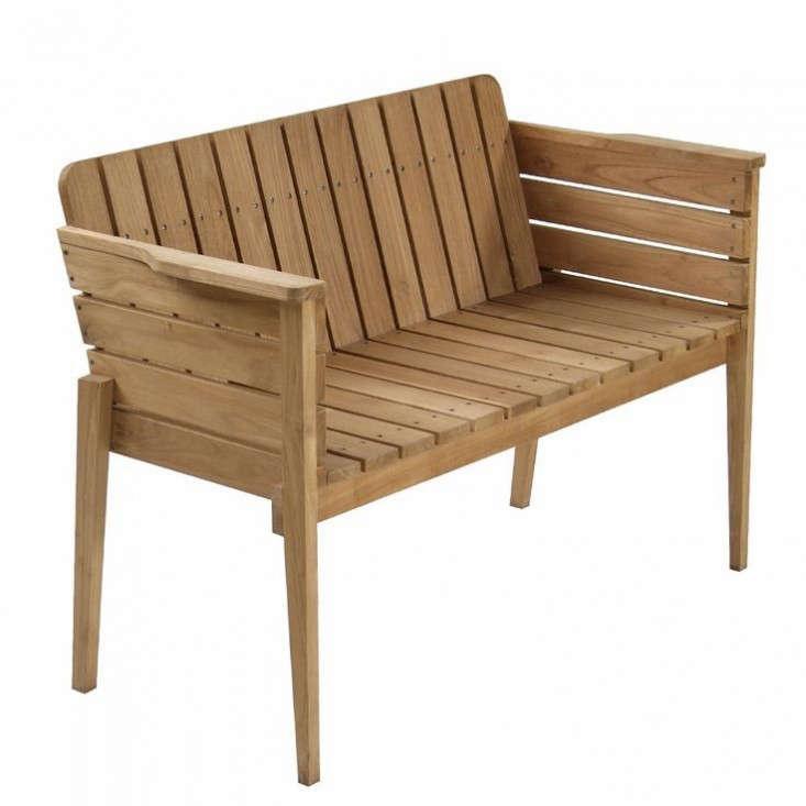 10 Easy Pieces: Garden Benches: Gardenista