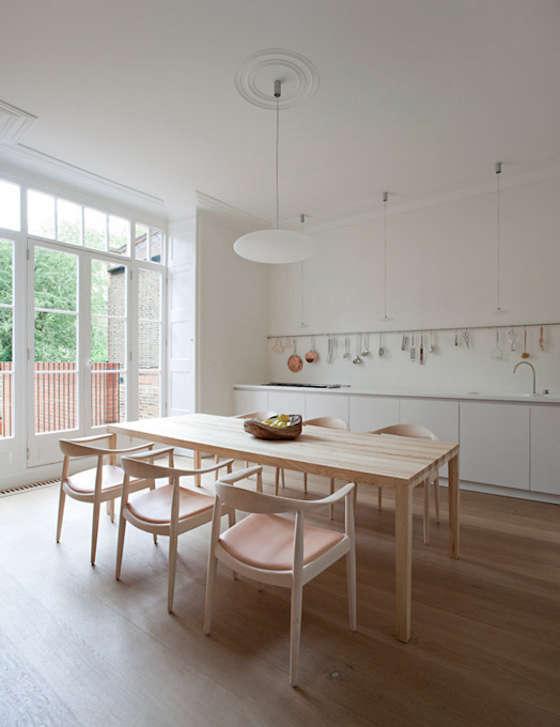 sevil-peach-hans-wegner-chairs-dining-room-remodelista