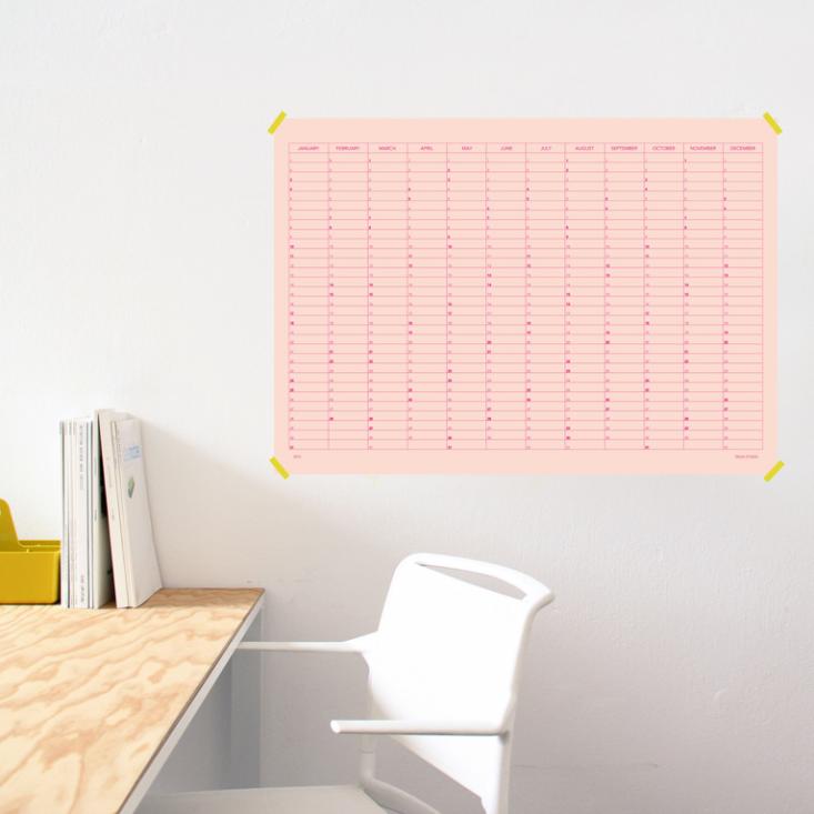 snug-studio-memo-calendar-etsy-Remodelista