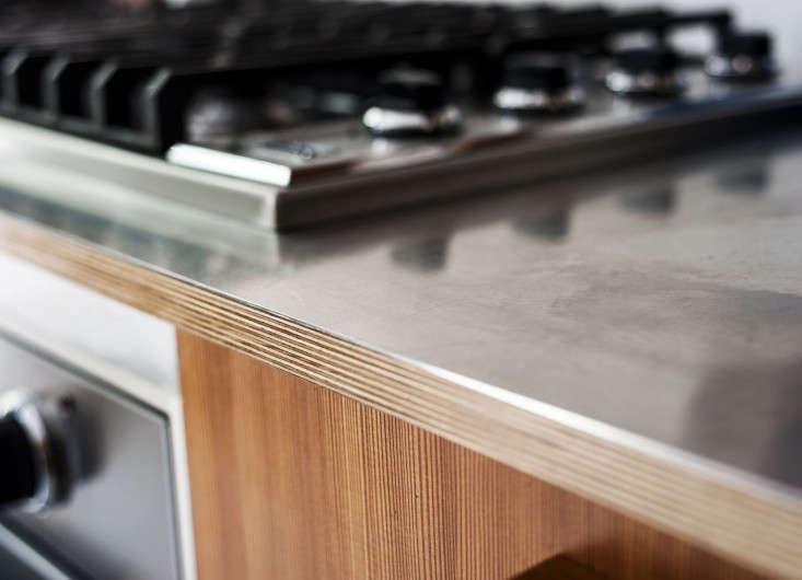Remodeling 101 Stainless Steel Countertops Remodelista