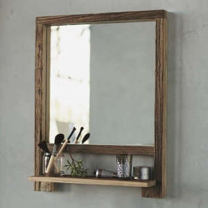 VIva Terra MIrror Shelf Remodelista