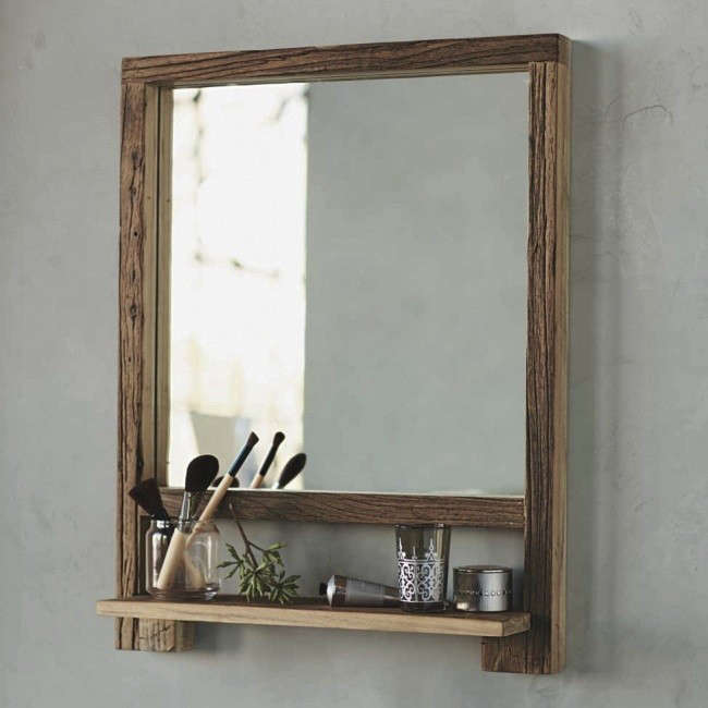 mirror with shelf bathroom design sleuth 5 bathroom mirrors with shelves remodelista 19507