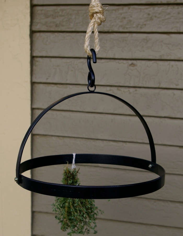 Burgon-and-Ball-Hanging-Herb-Dryer-Gardenista